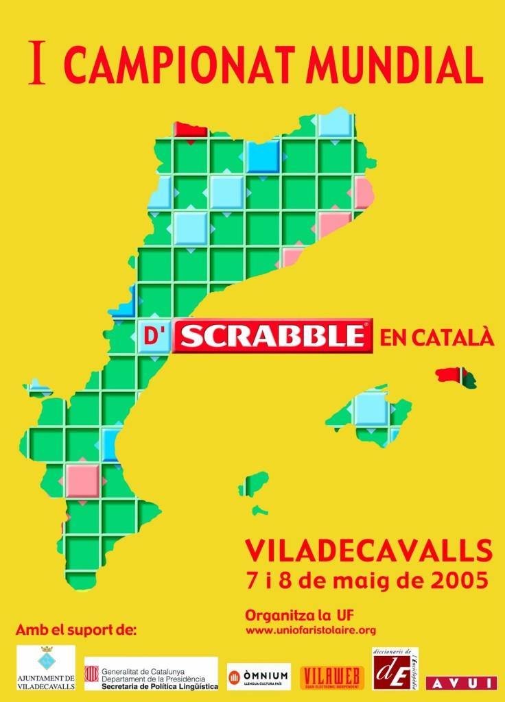 1r Mundial de Scrabble