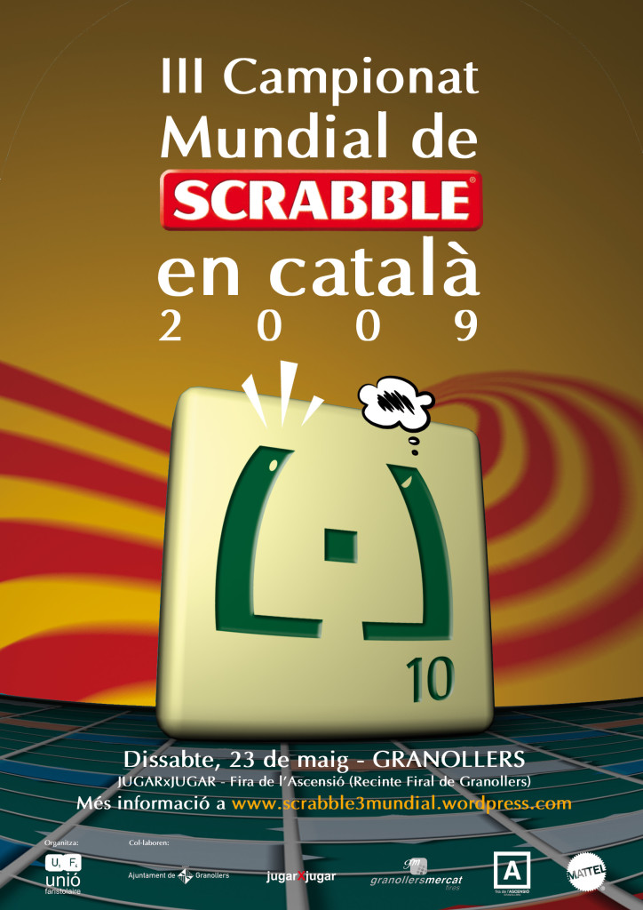 3r Mundial de Scrabble