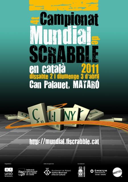 4t Mundial de Scrabble