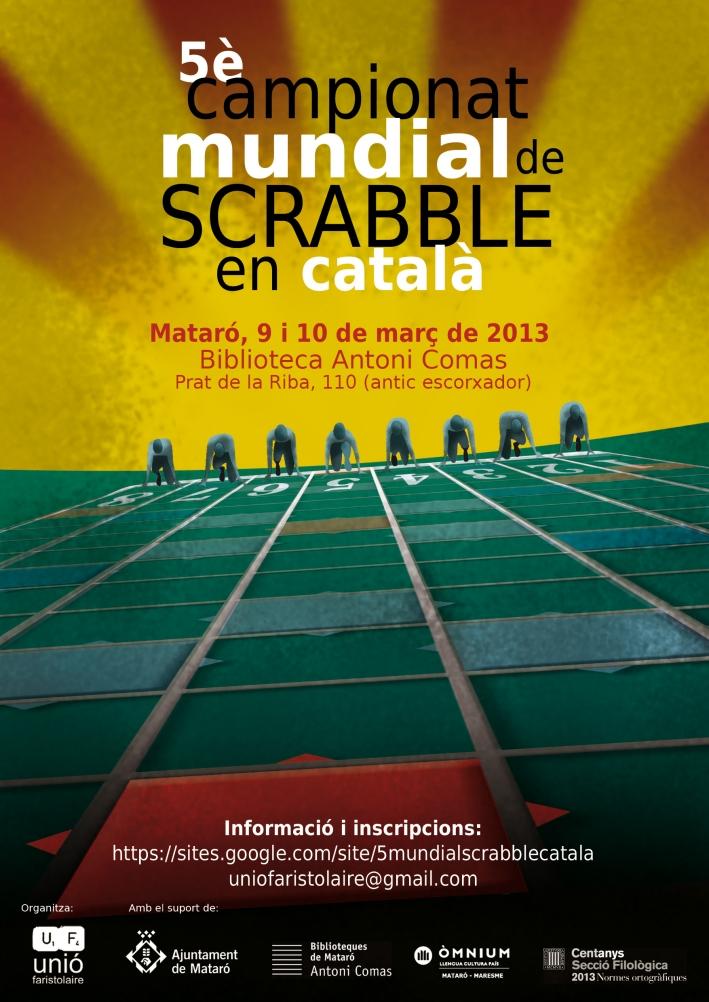 5è Mundial de Scrabble