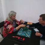 Eulàlia Abelló i  Josep M. Martí a la 4a ronda