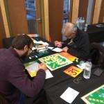 Pau Arranz i Pep Vinyals a la 4a ronda