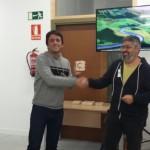 Joan Llodrà millor debutant en un mundial