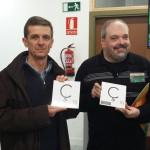 Josep M. Martí i Moisès Solé, s'enduen la millor jugada amb 158 punts