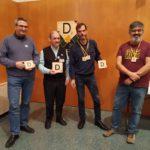 Lluís de Yzaguirre guanya el 3r Campionat Mundial de Scrabble Duplicat en català